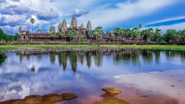 パタヤからカンボジア・アンコールワットへショートトリップ