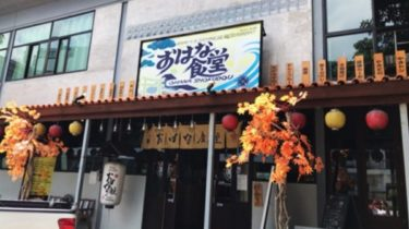 【日本料理】おはな食堂