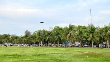 【公園】スカパープ公園(สนามเด็กเล่น สวนสุขภาพเกาะลอย)
